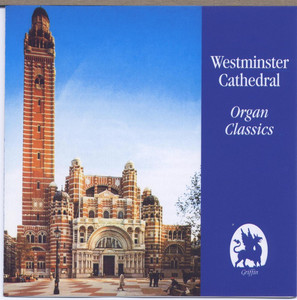 Westminster Cathedral Organ Classics album
