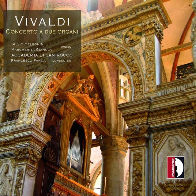 Vivaldi: Concerto a due organi Albumcover