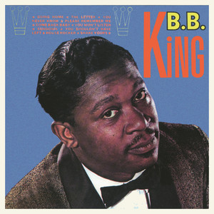 B.B. King Eyesight to the Blind cover