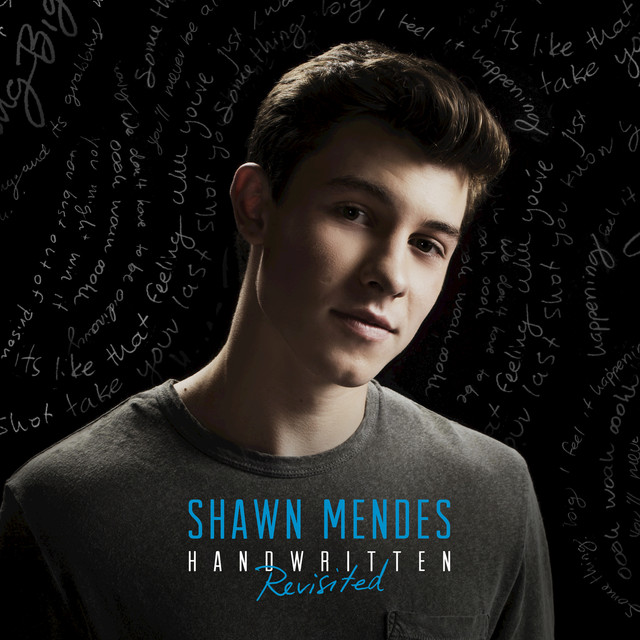 Shawn Mendes Handwritten (Revisited) album cover