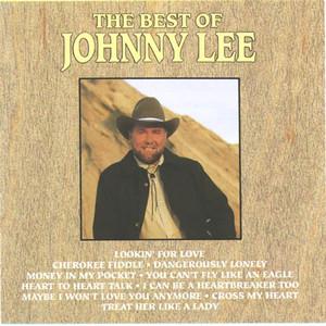 The Best of Johnny Lee album