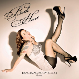 Beth Hart Caught Out in the Rain cover