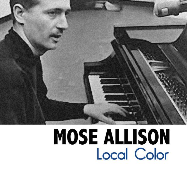 Mose Allison Local Color album cover