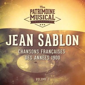 Chansons françaises des années 1900 : Jean Sablon, Vol. 2 album