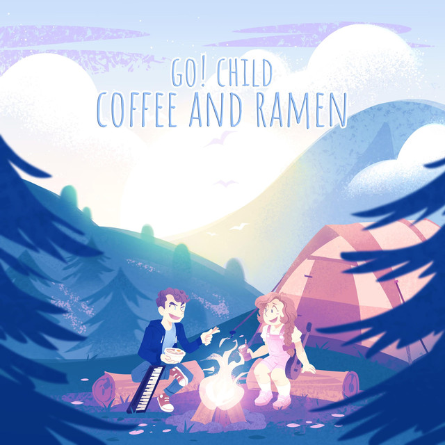 Album cover for Coffee and Ramen by Go! Child