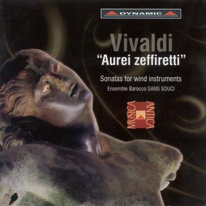 Vivaldi: Sonatas for Wind Instruments Albumcover