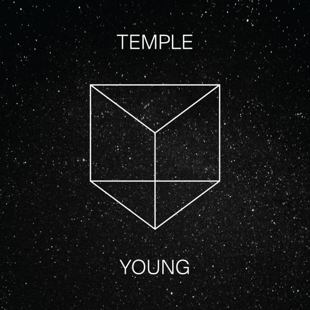 Skivomslag för Temple & Young: Temple & Young