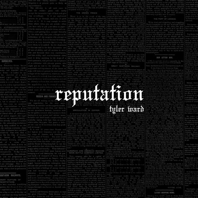 Reputation – a Tyler Ward Tribute to Taylor Swift