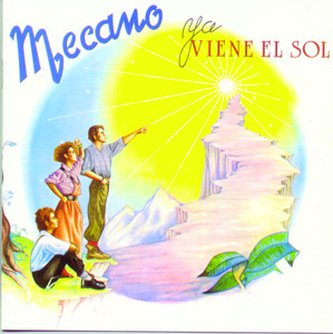 Ya Viene El Sol Albumcover