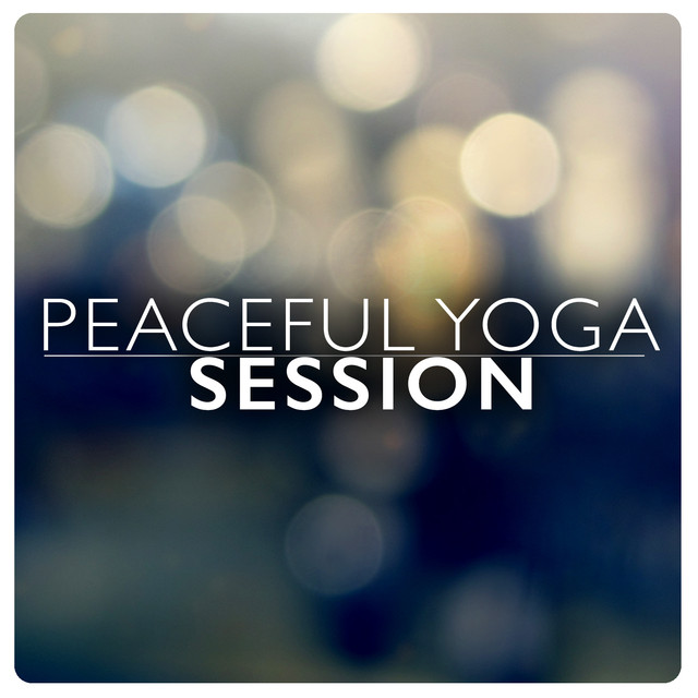 Peaceful Yoga Session Albumcover