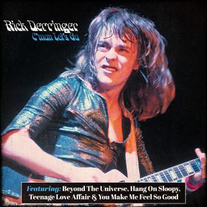 Edgar Winter, Rick Derringer Hang on Sloopy cover