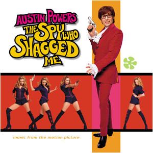 Austin Powers: The Spy Who Shagged Me Sndtrk - Burt Bacharach
