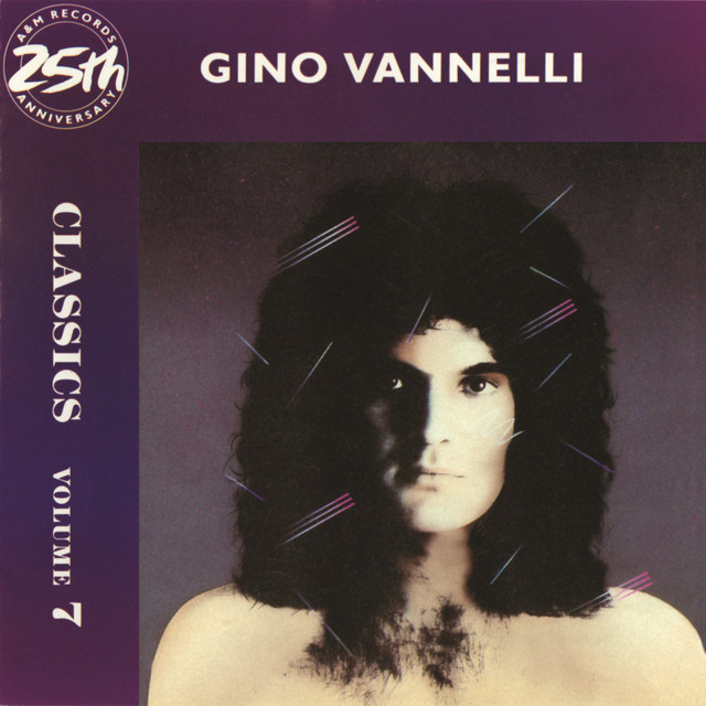 Gino Vannelli Classics Volume 7 album cover