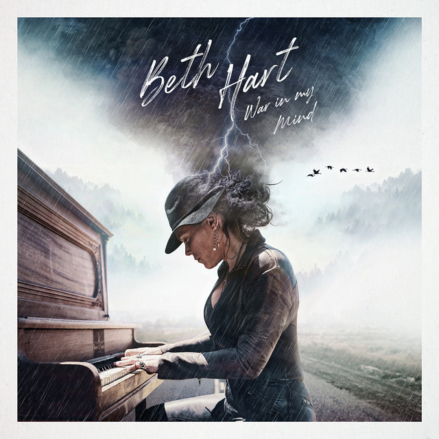 Album cover for War In My Mind by Beth Hart