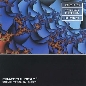 Dick's Picks Vol. 15: 9/3/77 (Raceway Park, Englishtown, NJ) Albumcover
