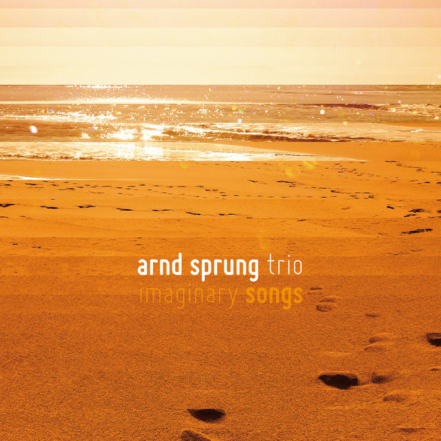 Album cover for Imaginary Songs by Arnd Sprung Trio