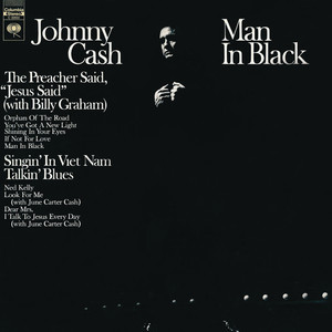 Man In Black - Johnny Cash