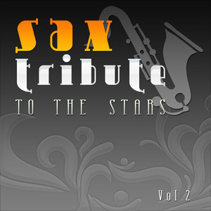 Sax Tribute to the Stars - Vol.2 Albumcover
