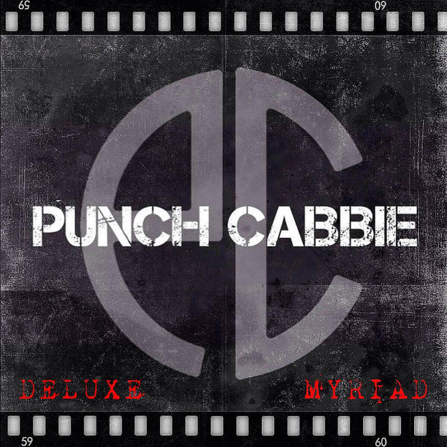 Album cover for Myriad (Deluxe Edition) by Punch Cabbie