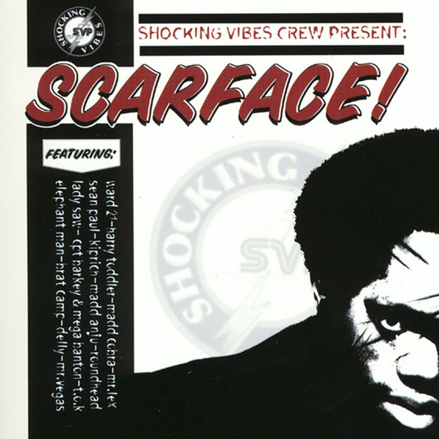 Scarface Scarface Vol. 1 album cover