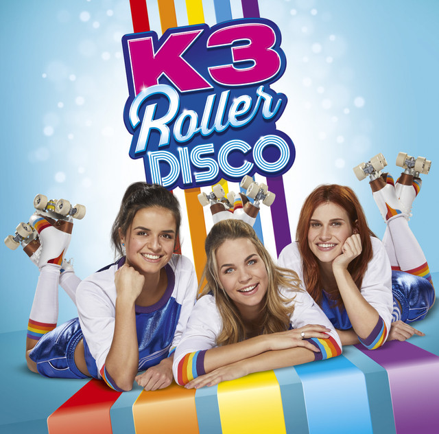 Album cover for Roller Disco by K3