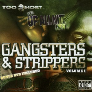 Gangsters & Strippers Albumcover