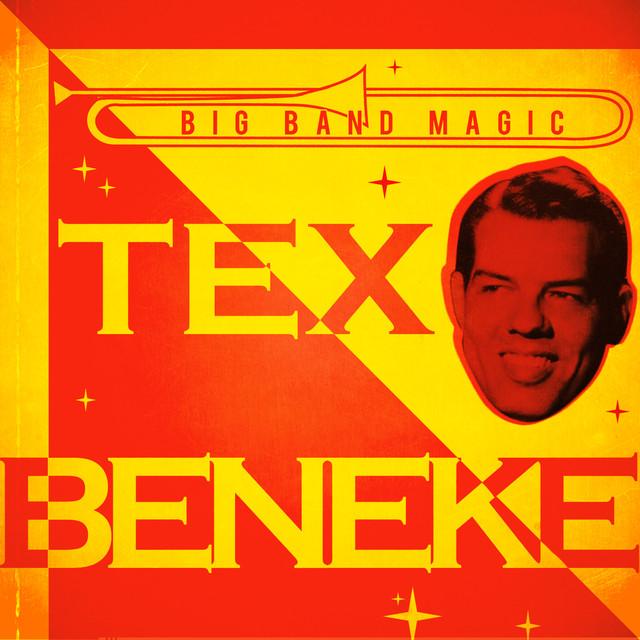 Tex Beneke Big Band Magic album cover