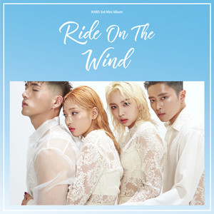 KARD 3rd Mini Album 'RIDE ON THE WIND' Albümü