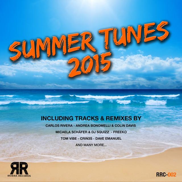 Summer Tunes 2015 Albumcover