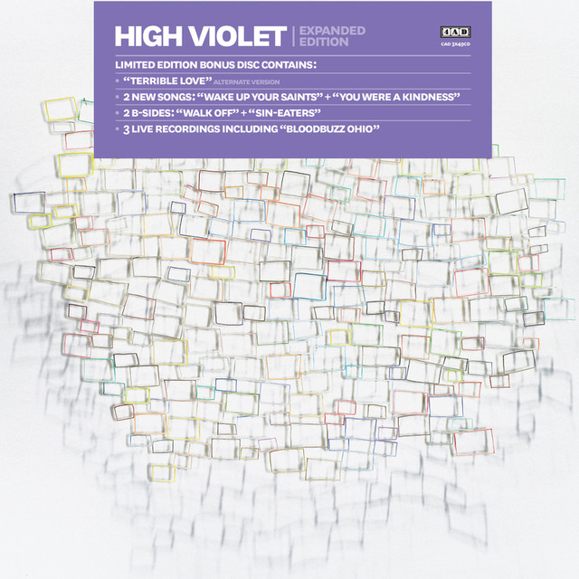 High violet limited edition vinyl w/ digital download | nicole graham.
