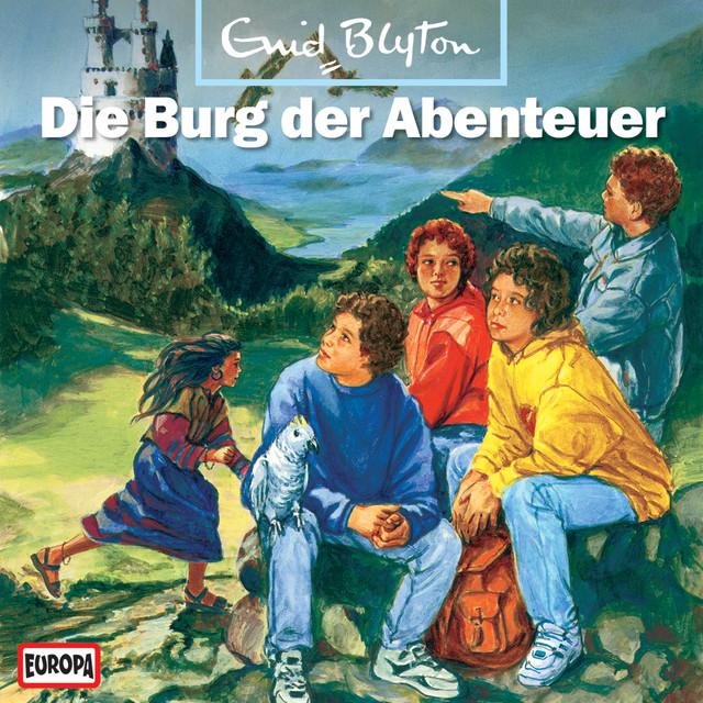 02 - Die Burg der Abenteuer Cover