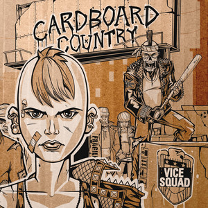 Cardboard Country album