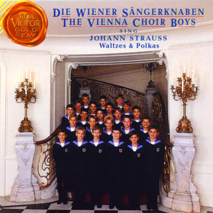 The Vienna Choir Boys Sing Johann Strauss Waltzes & Polkas album