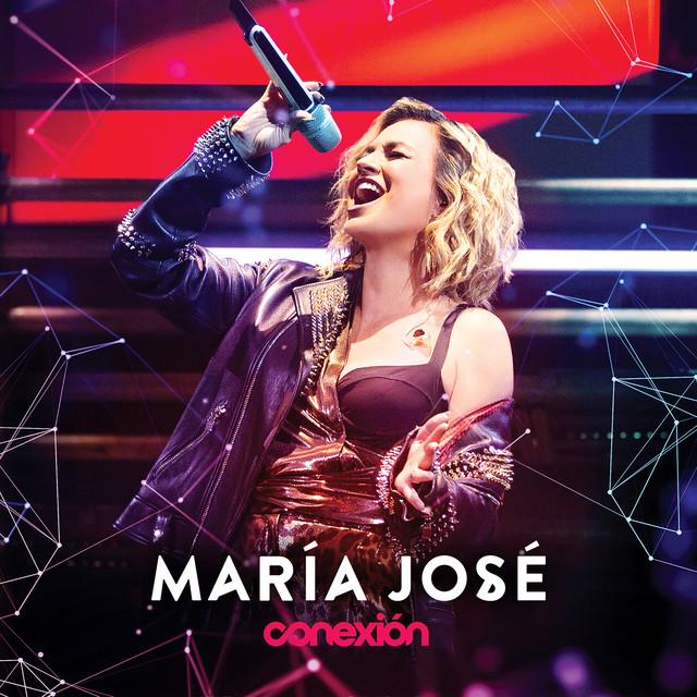 Album cover for Conexión (En Vivo) by María José