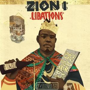 Libations - EP Albumcover