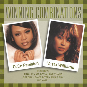 Four Tops, CeCe Peniston We Got A Love Thang - Silky 7