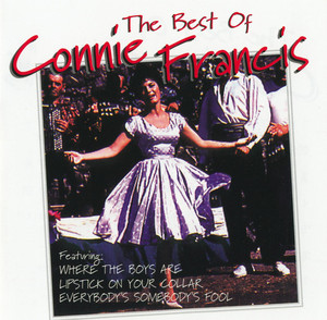 Connie Francis Where the Boys Are cover