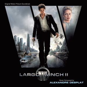 Largo Winch II Albumcover