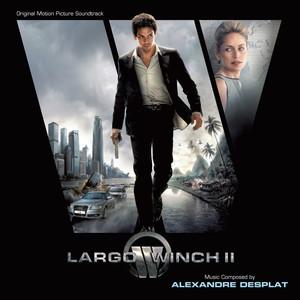 Largo Winch II Albumcover