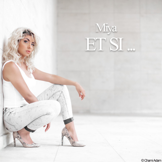 Album cover for ET SI... by MIYA