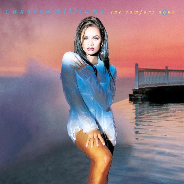 Vanessa Williams The Comfort Zone album cover