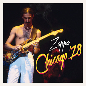 Frank Zappa Little House I Used To Live In - Live In Chicago/1978 cover