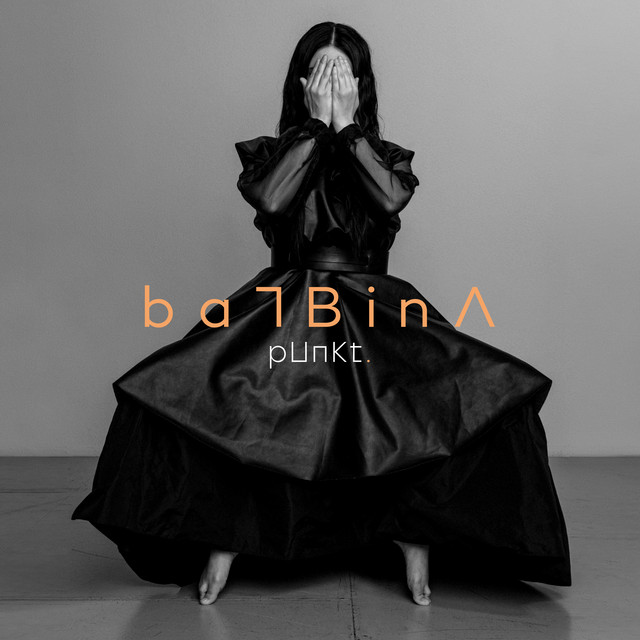 Album cover for Punkt. by Balbina