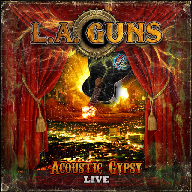 Acoustic Gypsy: Live