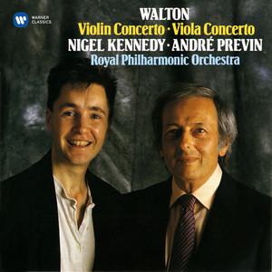 Walton: Violin Concerto & Viola Concerto album