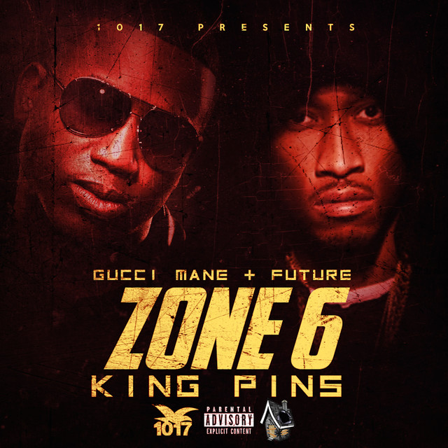 Zone 6 King Pins Albumcover