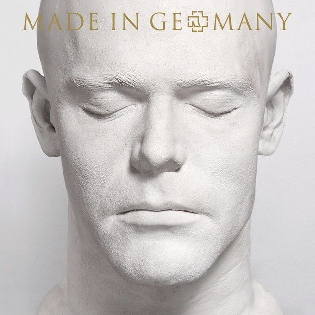 Rammstein MADE IN GERMANY 1995 - 2011 (SPECIAL EDITION) album cover