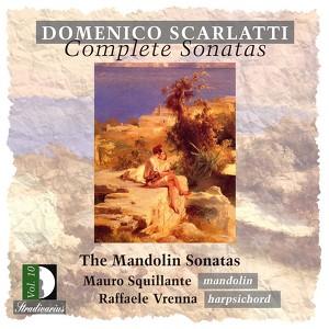 Domenico Scarlatti: Complete Sonatas, Vol. 10 Albumcover