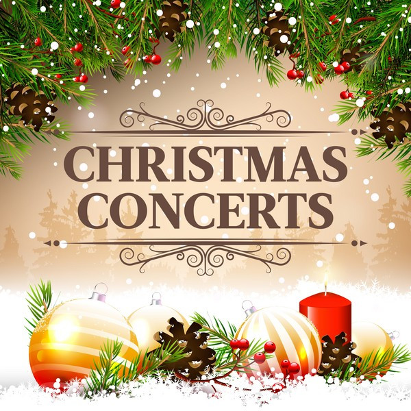 Image result for Christmas concerts