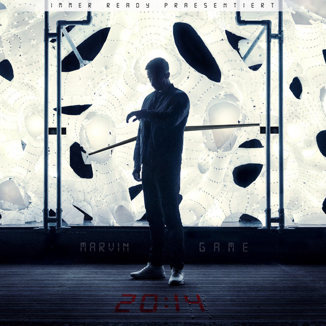 Album cover for 20:14 by Marvin Game